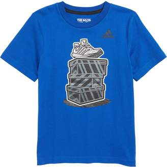 adidas Street Kicks Graphic T-Shirt