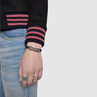 Gucci Tiger head bracelet