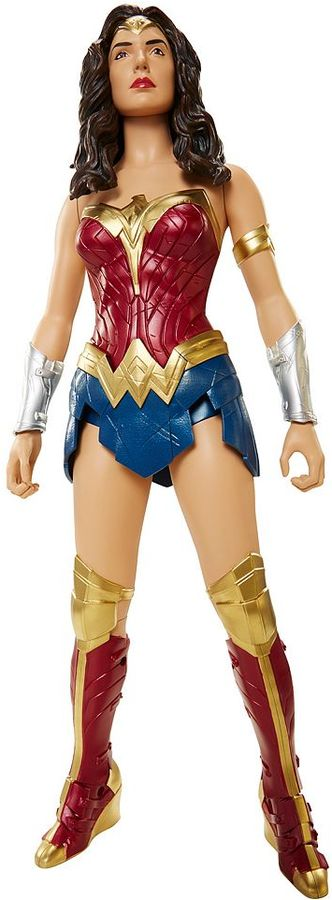 DC Comics Batman v Superman: Dawn of Justice Big Figs 19-in. Wonder Woman Action Figure
