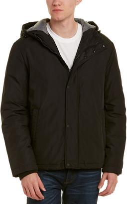 Cole Haan Oxford Rain Jacket