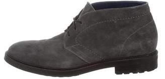 Doucal's Suede Desert Boots