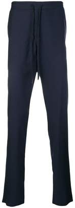 Moschino drawstring trousers