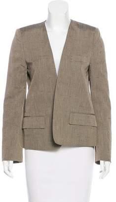 Stella McCartney Silk Structured Blazer