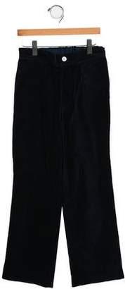 CZ by Carolina Zapf Boys' Velvet Straight-Leg Pants w/ Tags