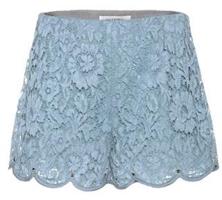 ValentinoValentino Lace shorts