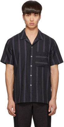 Paul Smith Black Stripe Casual Shirt
