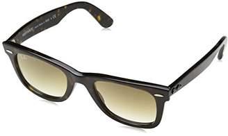 a220371ce1e3 Ray-Ban Men RB2140 Wayfarer Wayfarer Sunglasses