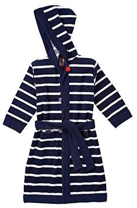 Schiesser Boy's Bathrobe - - (8-9 years)