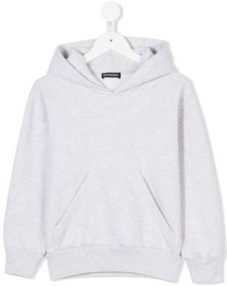 Balenciaga Kids branded hoodie
