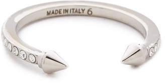 Vita Fede Super Ultra Mini Titan Crystal Ring