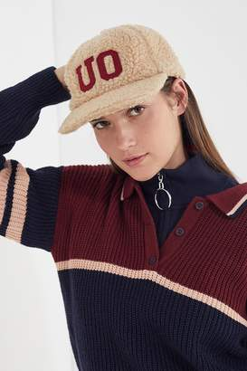 Urban Outfitters Furry Baseball Hat