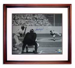 Steiner Sports Framed Photo to Sandy Koufax World Series Game Five Signed & Framed Photo