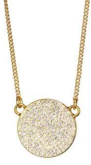 Vita Fede Juno Swarovski Crystal Pendant Necklace
