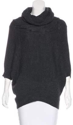 Vince Oversize Turtleneck Sweater