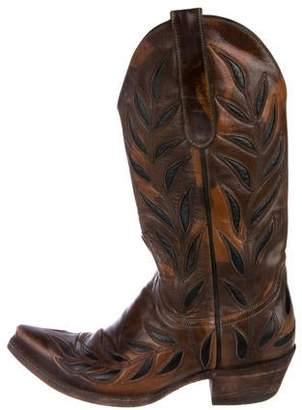 Old Gringo Leather Mid-Calf Boots