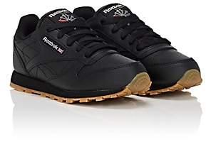 Reebok Kids' Classic Leather Sneakers - Black