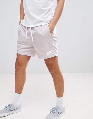 Nike Woven Shorts In Pink 832230-684