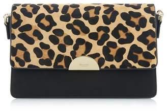 ccf12a319fe3 DUNE Dune - Multicoloured  Evonia  Leopard Print Shoulder Bag
