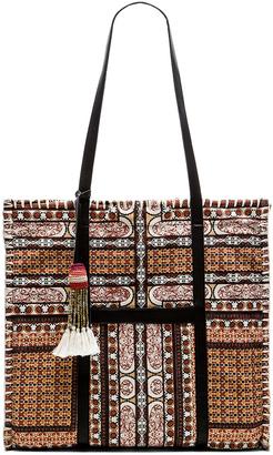 Cleobella Far Away Tote Bag $176 thestylecure.com