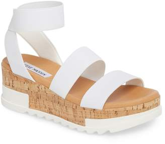 47213b9eeab7 Steve Madden White Women s Sandals - ShopStyle