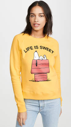 Chinti and Parker Life Is Sweet Sweatshirt