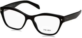 Prada PR27SV Eyeglass Frames 1AB1O1-53