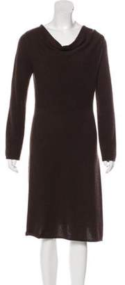 Neiman Marcus Cashmere Sweater Dress Cashmere Sweater Dress