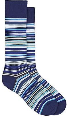 Paul Smith Men's Striped Mid-Calf Socks 3-Pack