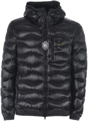 Blauer Wavy Quilt Padded Jacket