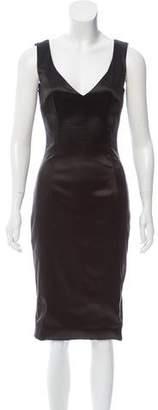 Dolce & Gabbana Sleeveless Midi Dress