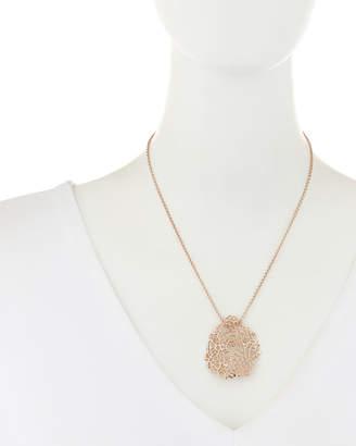 Alex Woo Narissa Small Crescent Necklace