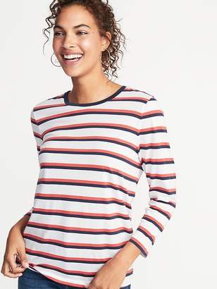 Old Navy Relaxed Striped Tee for Women
