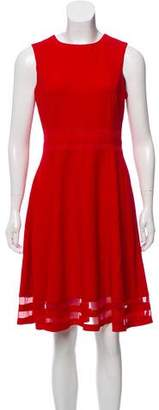 Calvin Klein Collection Sleeveless A-Line Dress w/ Tags