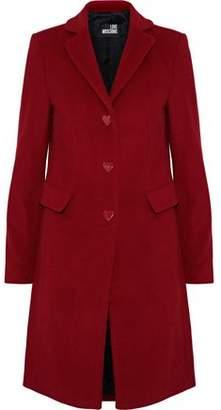 Love Moschino Wool-Blend Coat