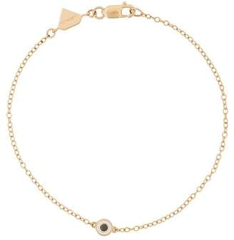 Alison Lou 14kt yellow gold Pepper diamond bracelet
