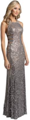 Dresses By Lara Dazzle Sequin Gown
