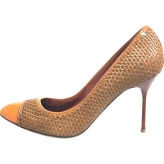 Sergio Rossi Leather heels