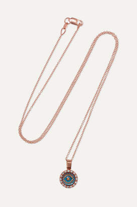 Ileana Makri - Ireedp 18-karat Rose Gold Diamond Necklace