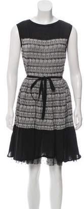 RED Valentino Sleeveless Knit Mini Dress w/ Tags