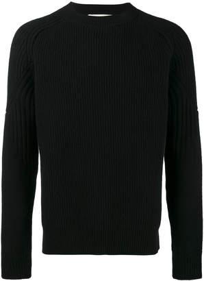 Marni ribbed knitted jumper