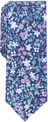 Bar III Men's Franconia Floral Skinny Tie