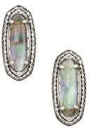 Kendra Scott Aston Statement Earrings $75 thestylecure.com
