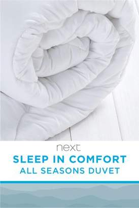 At Next Sleep In Comfort All Season Duvet