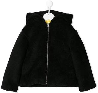Marni hooded zipped jacket