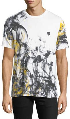 PRPS Men's Smokey-Print T-Shirt