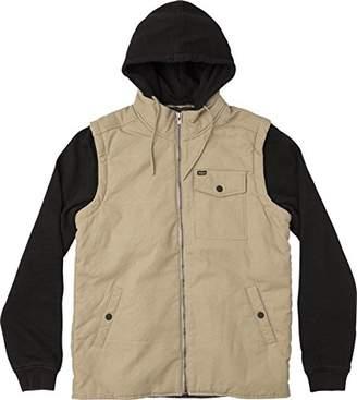 RVCA Men's Breaker Puff Jacket