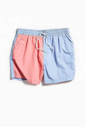 Urban Outfitters Colorblocked Swim Short