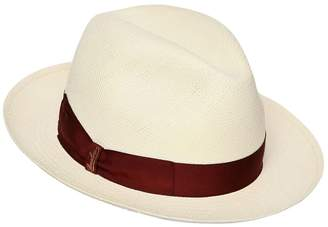 Borsalino Quito Straw Panama Hat