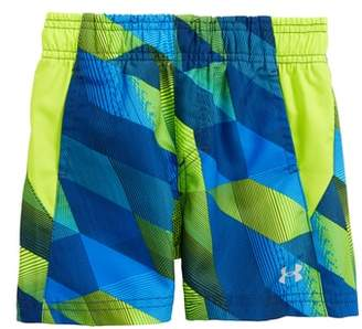 Under Armour Electric Field Volley Swim Trunks