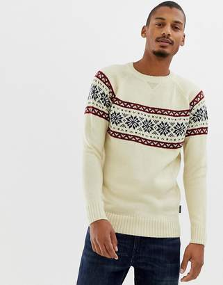 9da81baed Fair Isle Jumper Men - ShopStyle Australia
